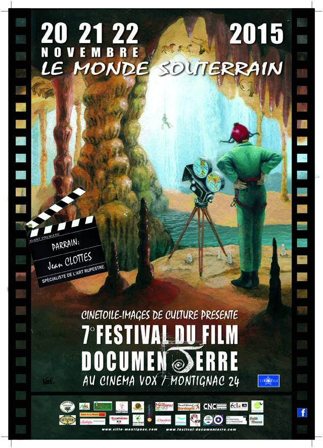 festival Documenterre de Montignac - Le monde souterrain 12063710