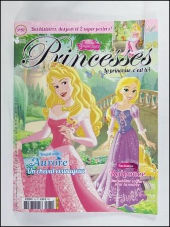 [Magazine] Disney Princesse Magazine France - Page 5 Couver13