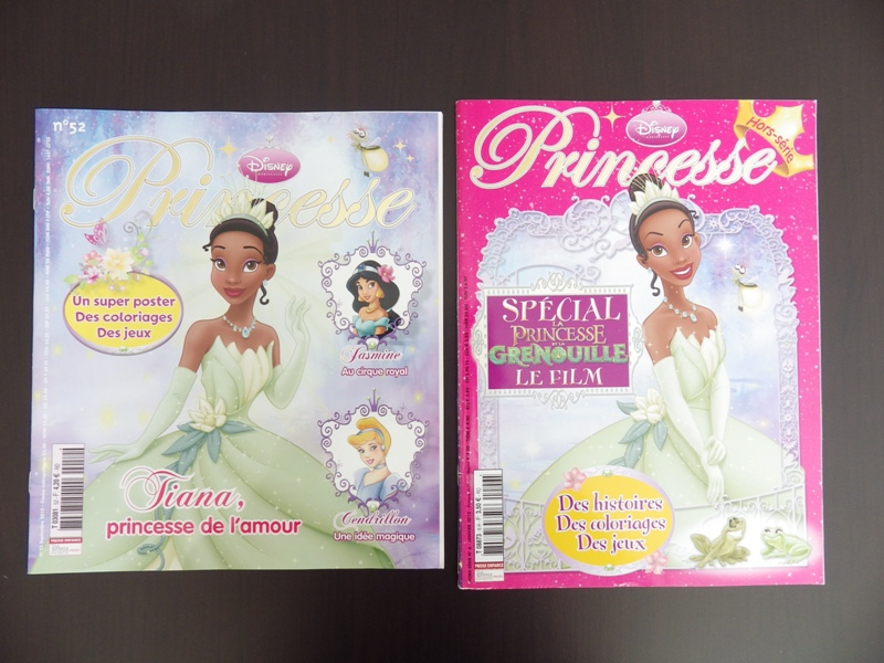 [Magazine] Disney Princesse Magazine France - Page 5 Tiana11