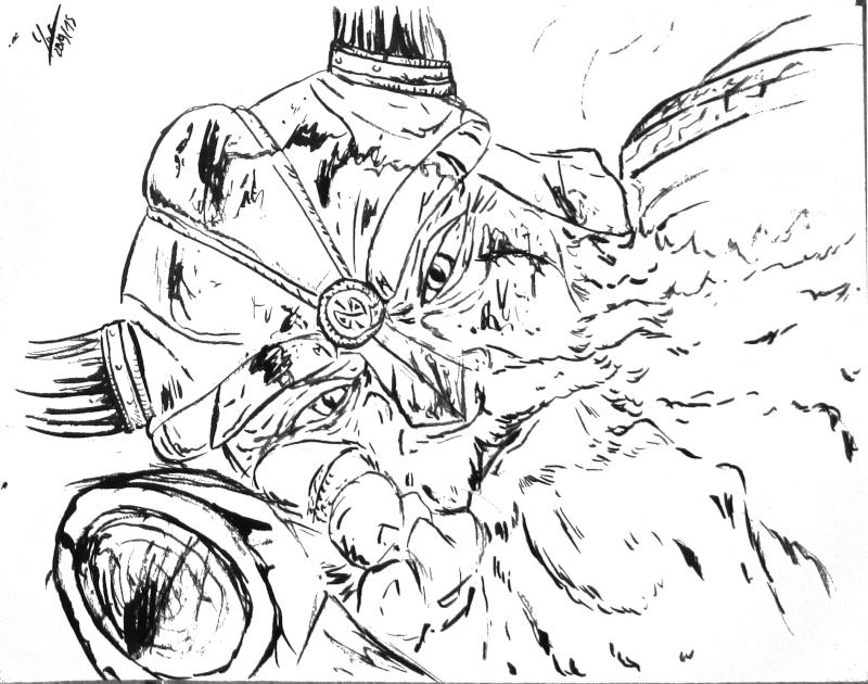 Les dessins de Gromdal - Page 6 2015_112