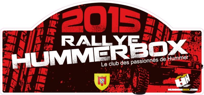 Plaque Rallye HUMMERBOX 2016 , 2017 et 2018 (2014 , 2015 épuisé ! devient Collector) Plaque10