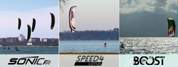 Le point sur le choix d'aile en foil : Boudin ou caisson ? Kites-10