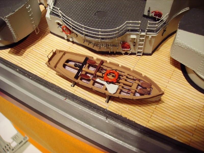 """""""Prinz Eugen"""" 1:200 von Hachette gebaut von Kurti - Seite 3 Pict9710"""