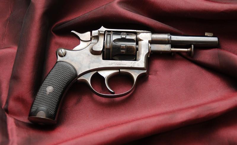 Revolver M.A.S. ? Mle 1888 civil ? Dsc_5516