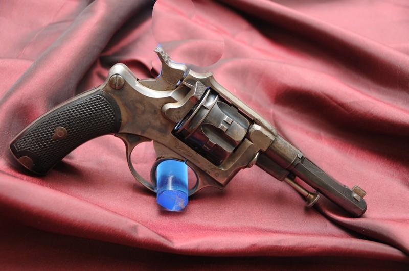 Revolver M.A.S. ? Mle 1888 civil ? Dsc_5518