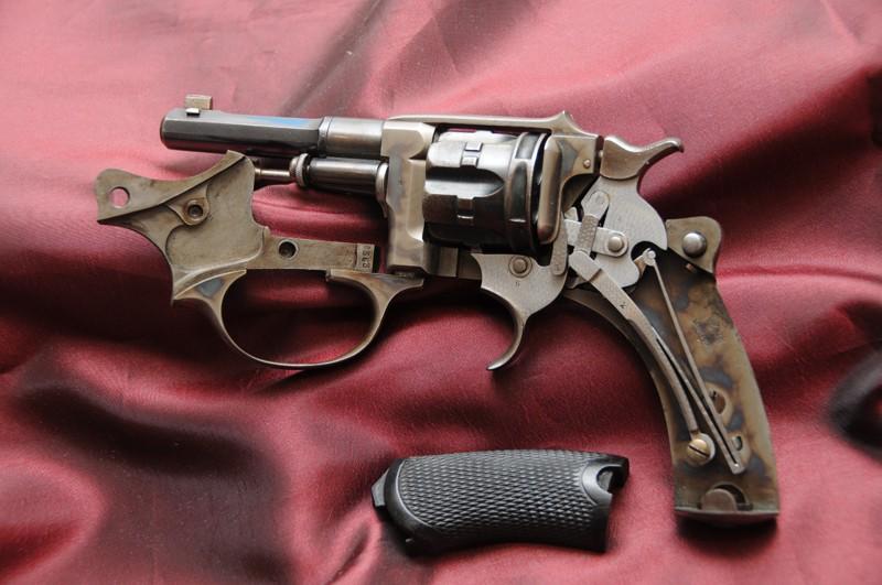 Revolver M.A.S. ? Mle 1888 civil ? Dsc_5519