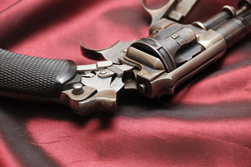 Revolver M.A.S. ? Mle 1888 civil ? Dsc_5521