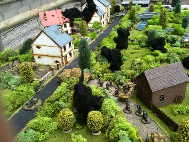 Table bocage Normand - Convention de la compagnie du littoral 12039212