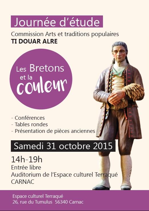 """""""Les Bretons et la couleur"""" Ti Douar Alré samedi 31 octobre Je_tid10"""
