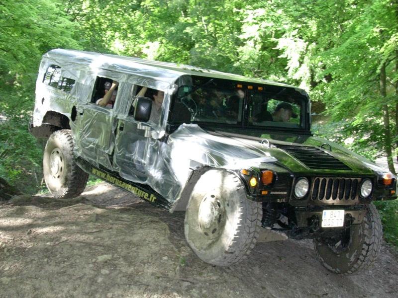 Black Hummer H1 Wagon 6.5 TD de schwarzy feat johnny  - Page 4 Sortie11