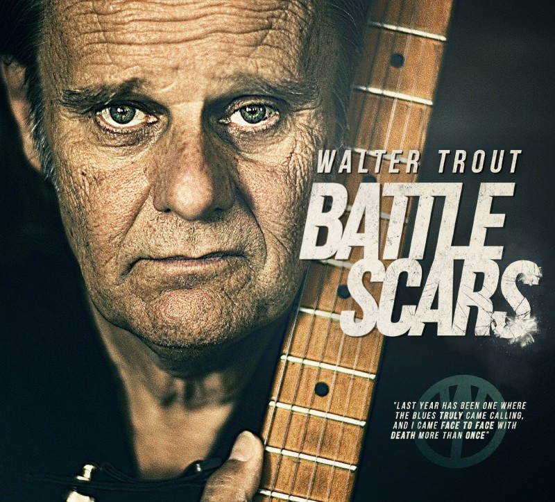 Walter TROUT-Battle Scars  91tmzk10