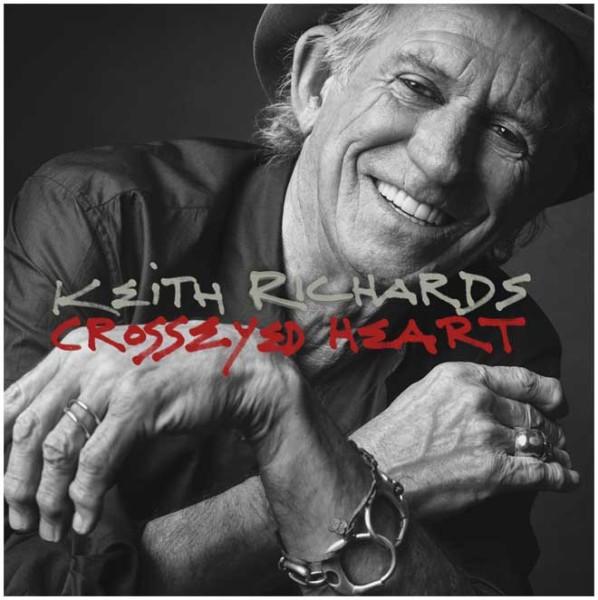 Keith Richards Crosseyed Heart  Album-10