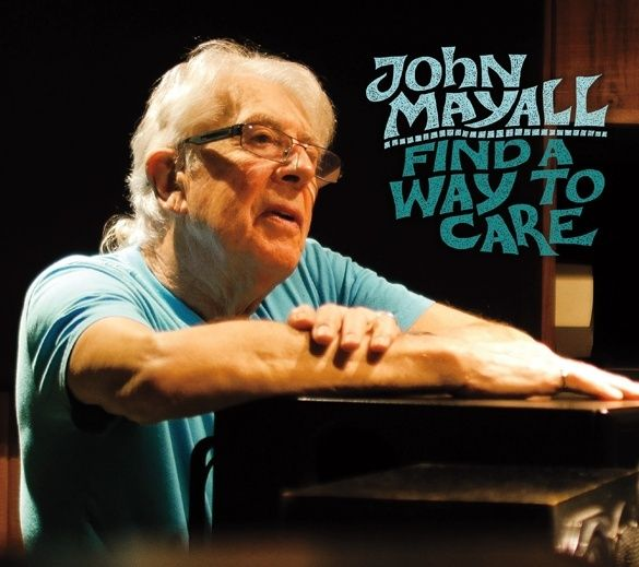 John MAYALL Find A Way To Care John-m10