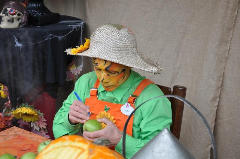 Cyril, CM sculpteur sur fruits et légumes ! - Page 2 Disney78