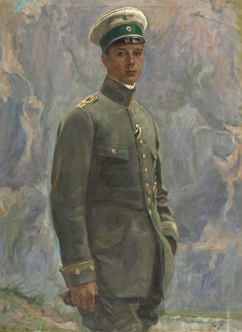 Henry Luyten, artiste peintre Manfre10