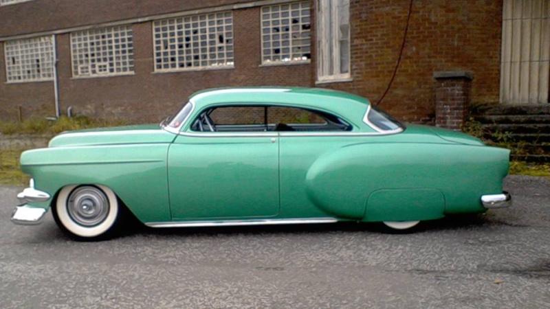 Chevy 1953 - 1954 custom & mild custom galerie - Page 11 11224410