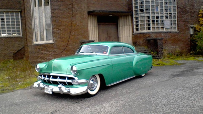 Chevy 1953 - 1954 custom & mild custom galerie - Page 11 12049110