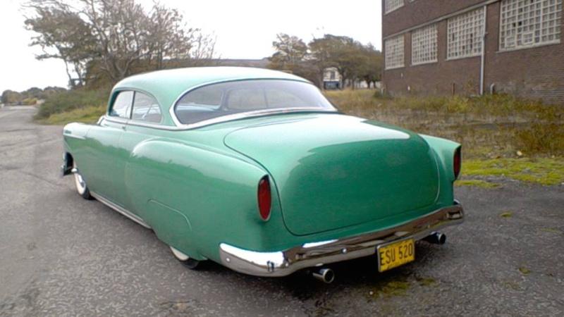 Chevy 1953 - 1954 custom & mild custom galerie - Page 11 12115810