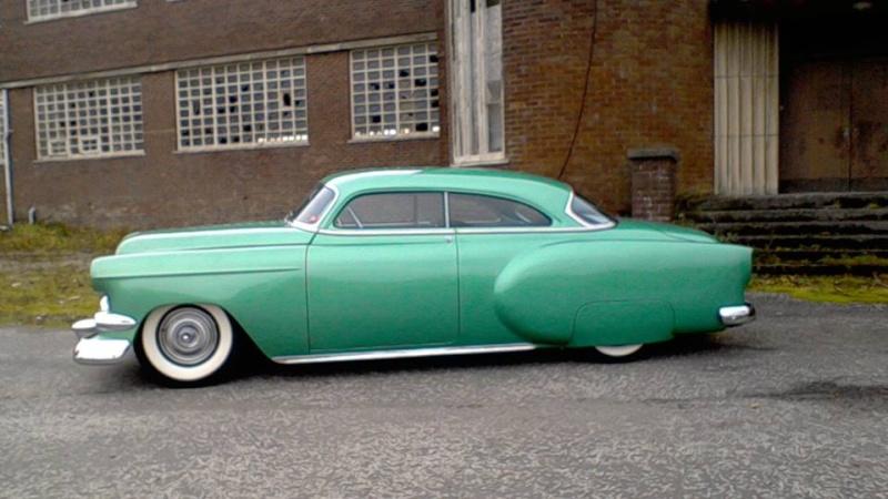 Chevy 1953 - 1954 custom & mild custom galerie - Page 11 12141510