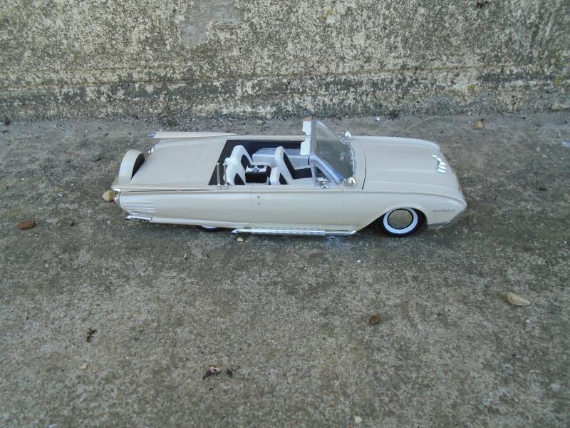 1961 Ford Thunderbird ' 61- Customizing Kit - 1/25 scale - AMT Dsc00112
