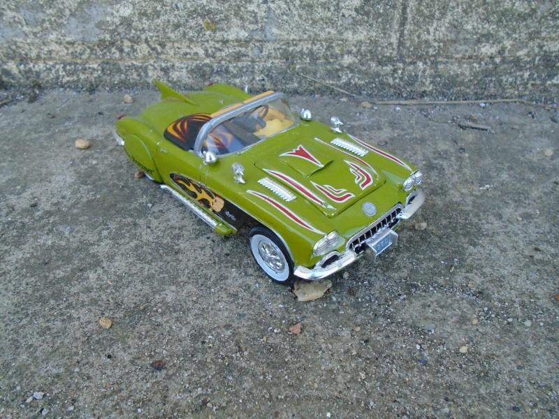 1960 Chevrolet Corvette  - Customizing convertible kit - SMP Dsc00116