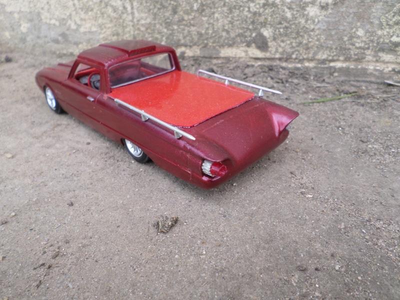 1961 Ford Ranchero - Styline kit - amt - 1/25 scale Sam_2611