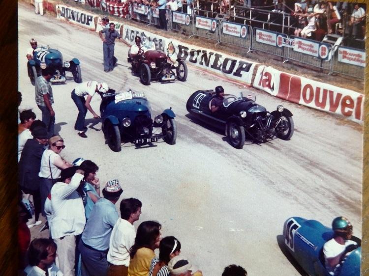 Les 3 Heures de Contres 1960-1984 C312