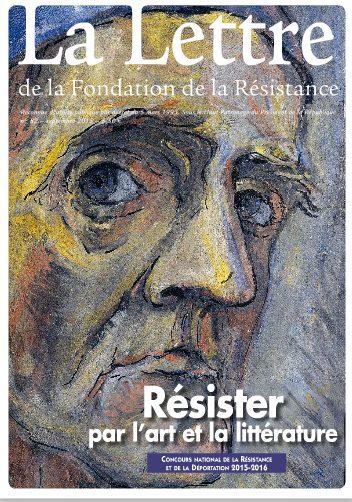 """CNRD 2016  """"Résister par l'art et la littérature"""" Cnrd2010"""