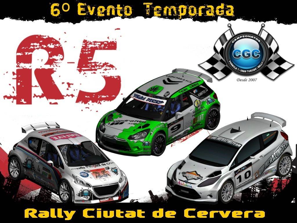 6º Evento Rally Ciutat de Cervera CGC 9/09/2015 11110
