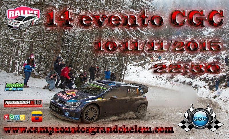 14º Evento WRC NGP CGC Cartel17