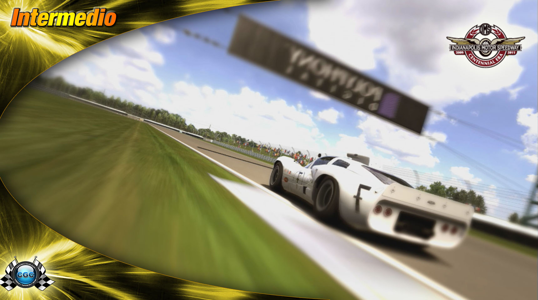 Tag 91 en PC PS3 PS4 Online | CGC | F1 rFactor GT6 RBR Project Cars Chapa10
