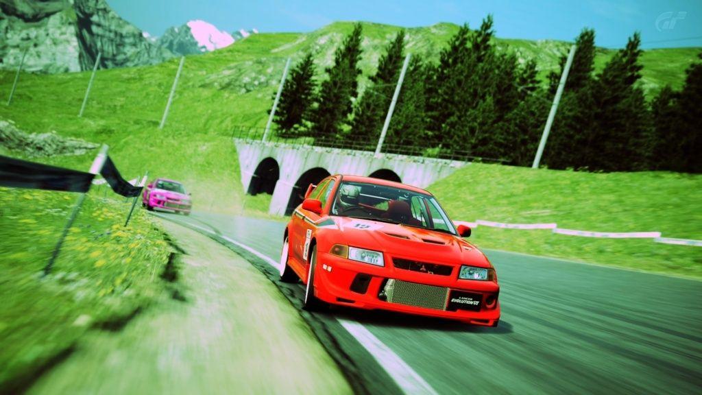 Termina la categoría principiante en GT6 Eiger_10