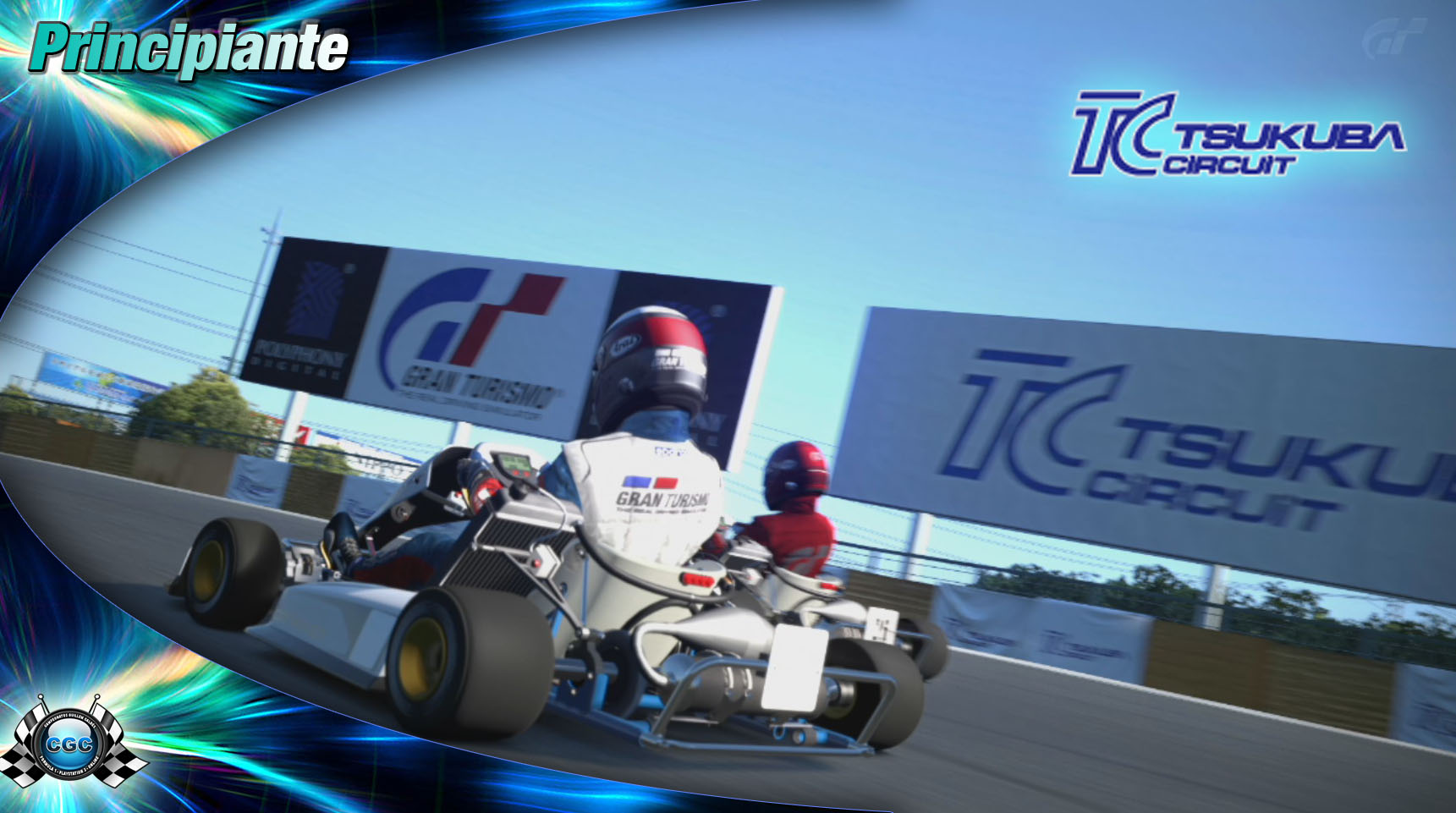 Tag 91 en PC PS3 PS4 Online | CGC | F1 rFactor GT6 RBR Project Cars Karts10