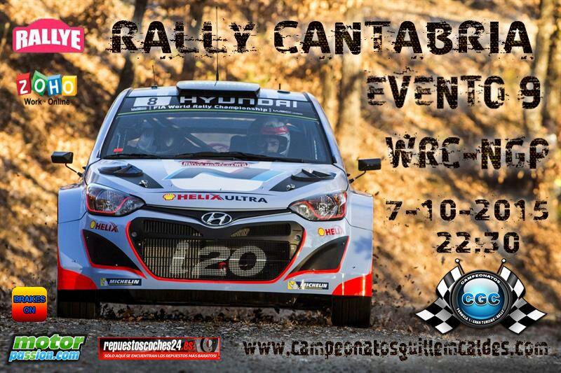 9º Evento Rally Cantabria WRC NGP CGC Rally_10
