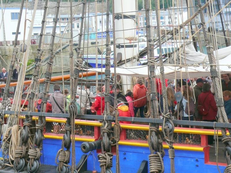 L'HERMIONE en escale à Brest du 12 au 17 Aout 2015 - Page 3 L_her103