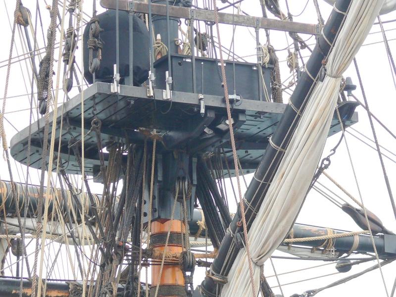 L'HERMIONE en escale à Brest du 12 au 17 Aout 2015 - Page 3 L_her157