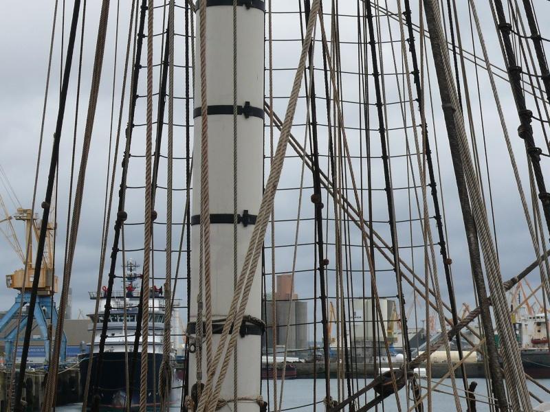 L'HERMIONE en escale à Brest du 12 au 17 Aout 2015 - Page 3 L_herm92