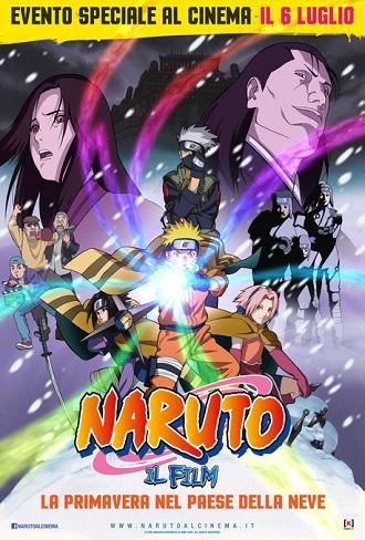 Naruto il film: La primavera nel paese della neve (2015 Cattur55