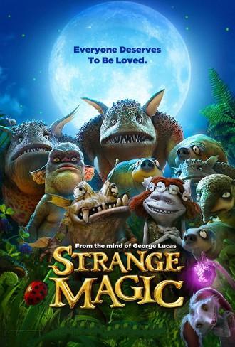 Strange Magic (2015) Cattur90
