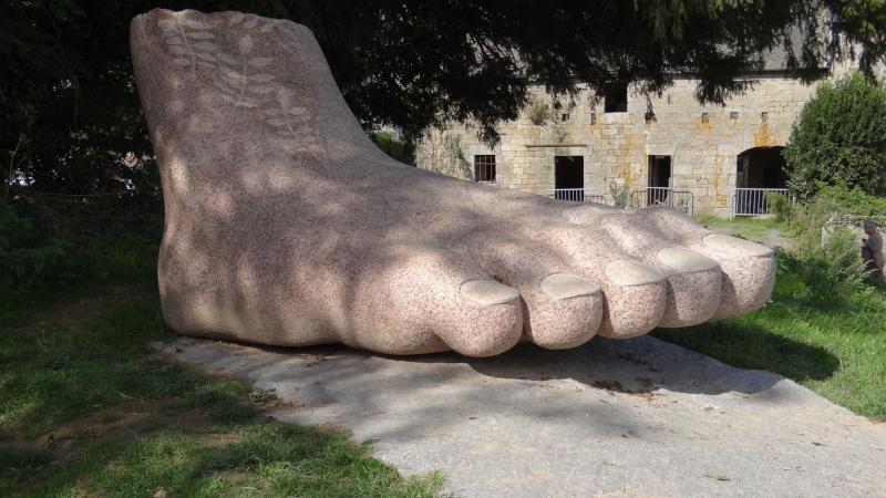 sculpture a la tronconneuse championnat de france 2014 Dsc04917