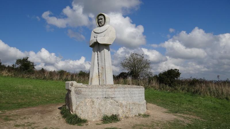 sculpture a la tronconneuse championnat de france 2014 Dsc04918