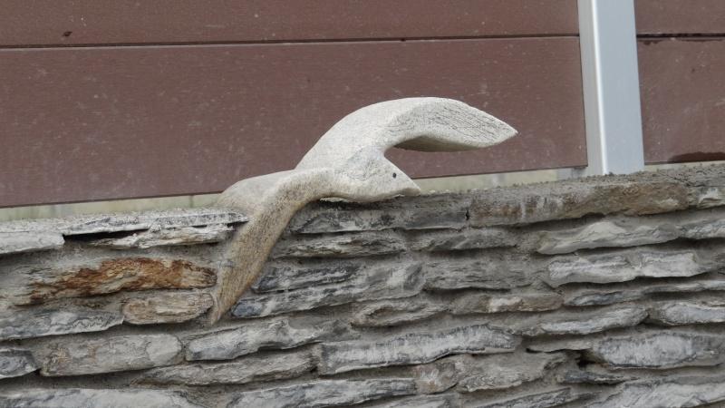 sculpture a la tronconneuse championnat de france 2014 Dsc05015