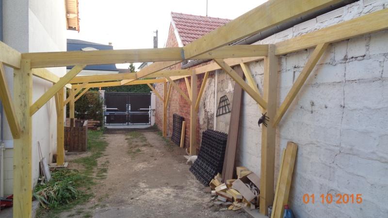 nouvelle abris pour mes autos (garage) Dsc00548