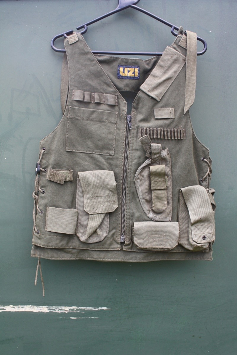 2 rare idf  vest Vests_13