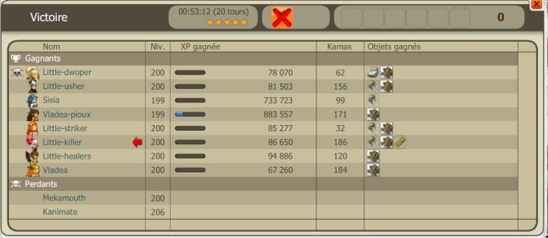[Sujet Unique] Exploits Dofus !  - Page 3 Mekamo10