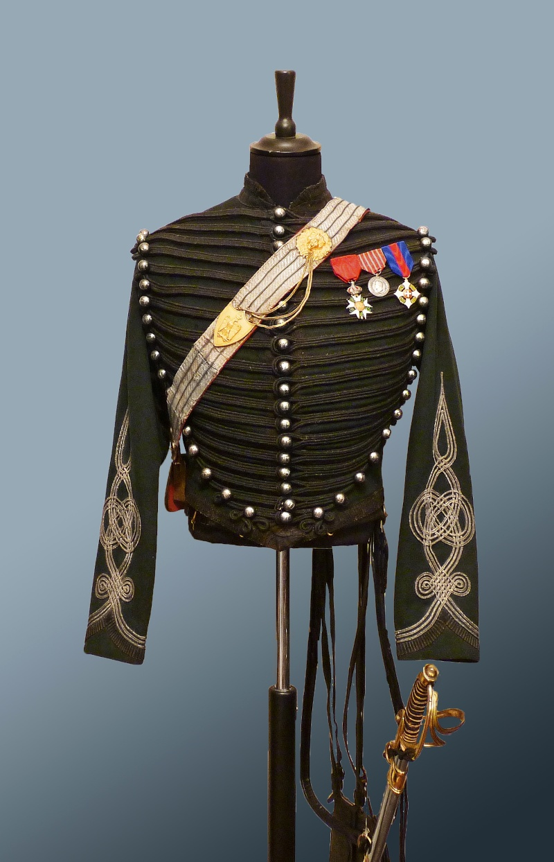 Ma petite collection: Officiers de Cavalerie - Page 4 P1040610
