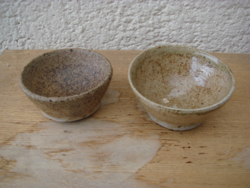 Are they Tea Bowls....are they Studio ? Copied46