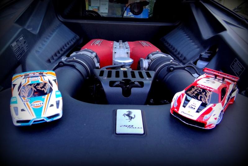 Hommage aux voitures de Thib à Maranello Ferrar10