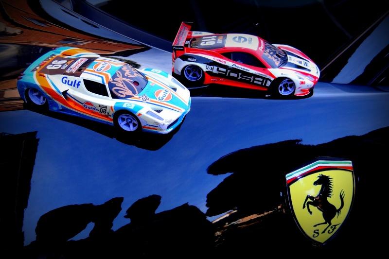 Hommage aux voitures de Thib à Maranello Ferrar11