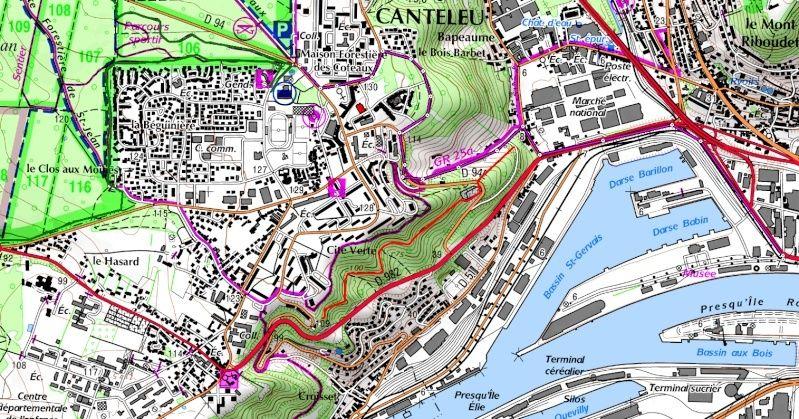 Chemin Sur Canteleu Captur10